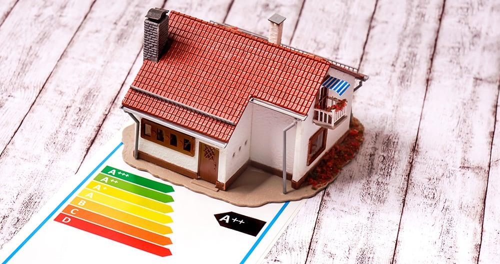 Miniaturhaus und Energieeffizienzklassen