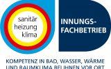 Logo sanitär heizung klima Innungs-Fachbetrieb